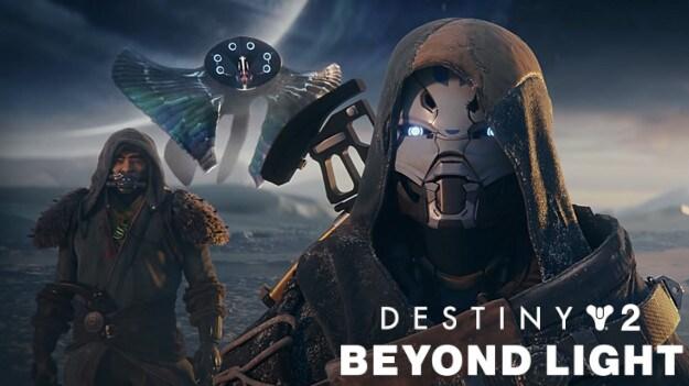 Destiny 2: Beyond Light (PC) - Steam Key - RU/CIS - 2