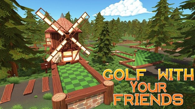 Golf With Your Friends (PC) - Steam Key - GLOBAL - 2