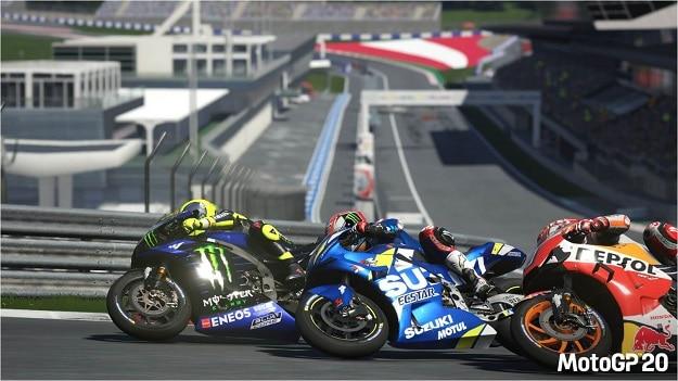 MotoGP 20 (PC) - Steam Key - GLOBAL - 2
