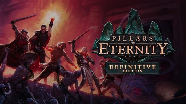 Pillars of Eternity - Definitive Edition (PC) - Steam Key - GLOBAL - 2