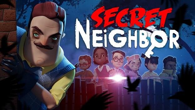 Secret Neighbor (PC) - Steam Key - EUROPE - 2