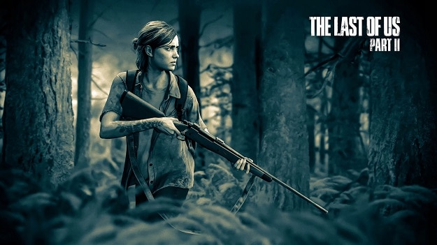 The Last of Us Part II (PS4) - PSN Key - EUROPE - 2