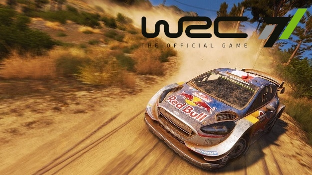 WRC 7 (PC) - Steam Key - GLOBAL - 2