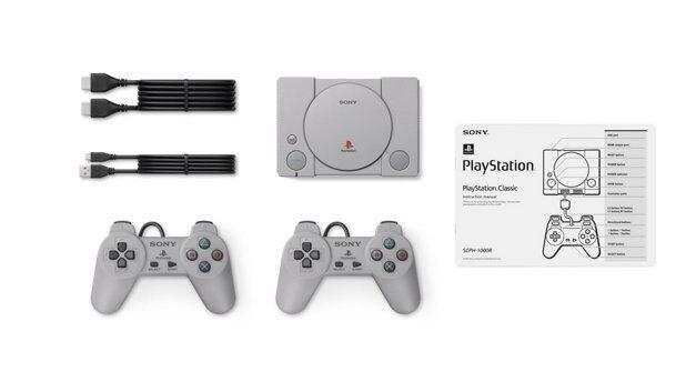 Sony Playstation Classic - 3