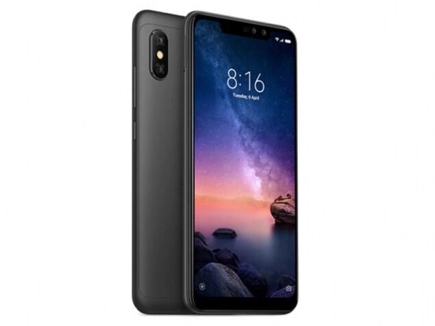 Xiaomi Redmi Note 6 Pro black, 4/64GB  MZB6893EU - 1