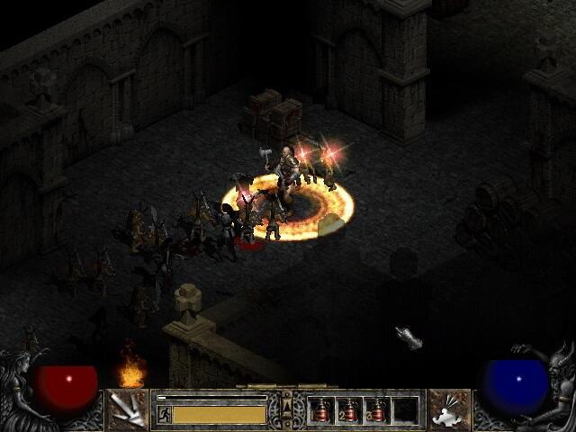 Diablo 2 Battle.net PC Key GLOBAL - 4