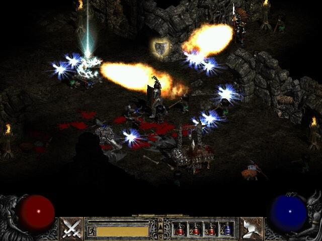 Diablo 2 Battle.net PC Key GLOBAL - 2