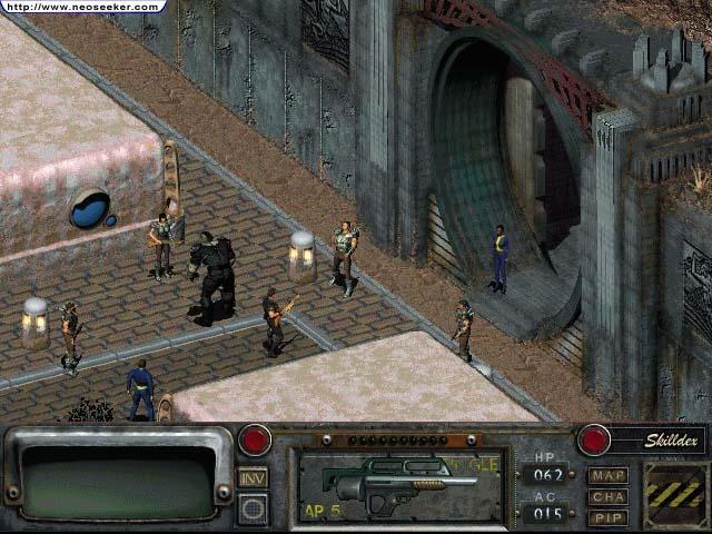 Fallout 2 (PC) - Steam Key - GLOBAL - 4