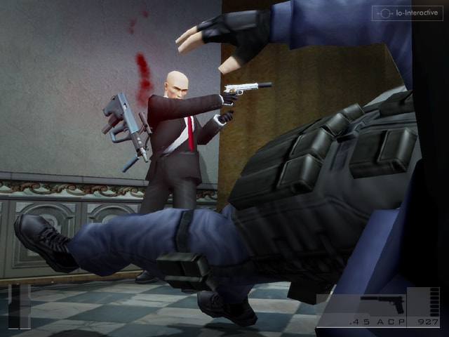 Hitman: Contracts Steam Key GLOBAL - 2