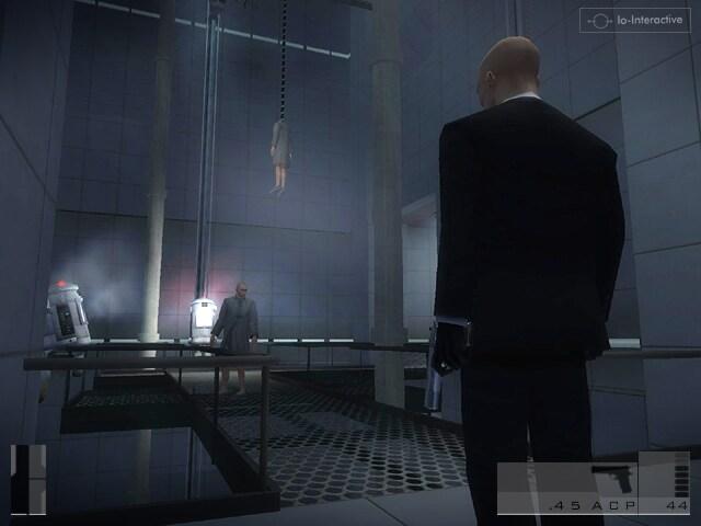 Hitman: Contracts Steam Key RU/CIS - 3