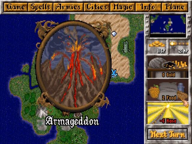 Master of Magic Classic (PC) - Steam Key - GLOBAL - 3