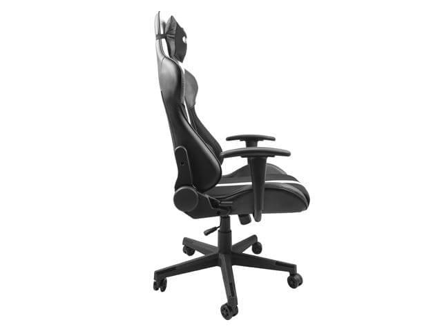 NATEC Fotel dla graczy Fury Avenger XL Czarno-biały - 8
