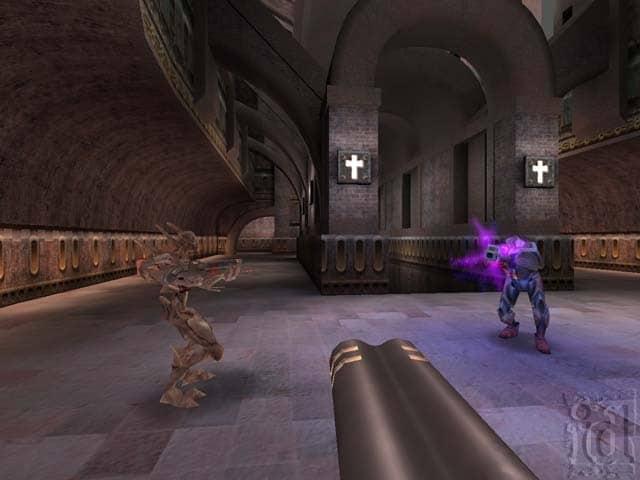 Quake III Arena Steam Key GLOBAL - 3