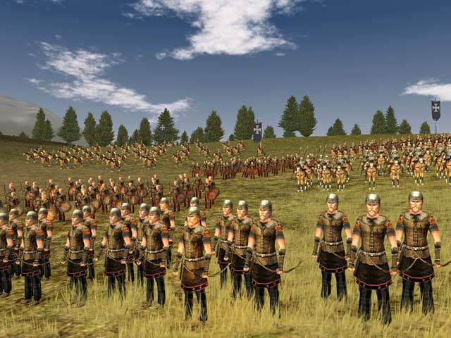 Rome: Total War Gold Edition Steam Key GLOBAL - 2