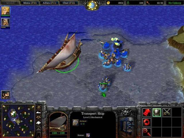 Warcraft 3: Gold Edition Battle.net Key GLOBAL - 3