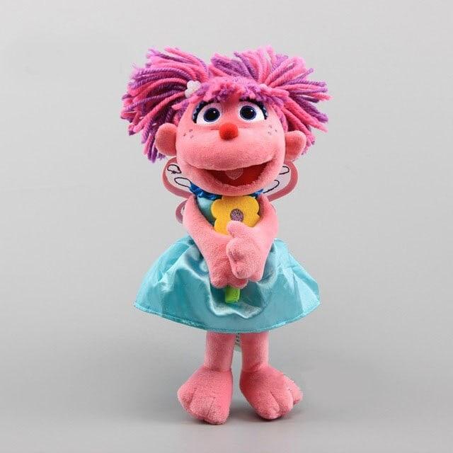 Abby Cadabby Doll Sesame Street Pink - 1