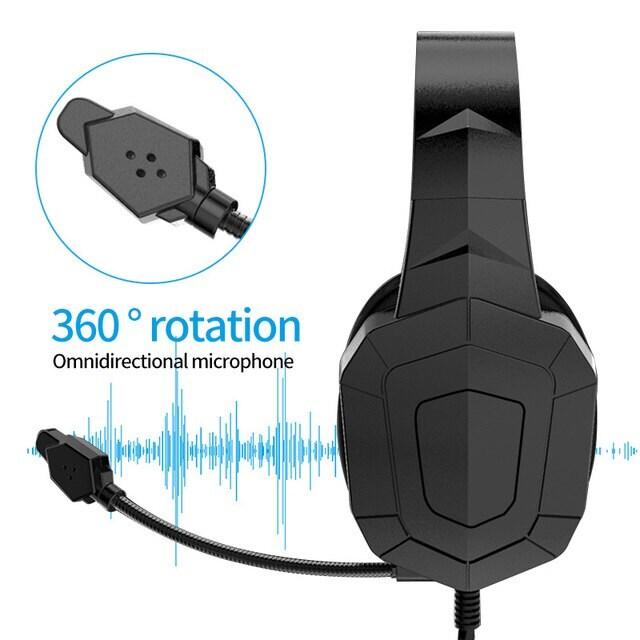 Gamer Headset Professionnel Black - 3