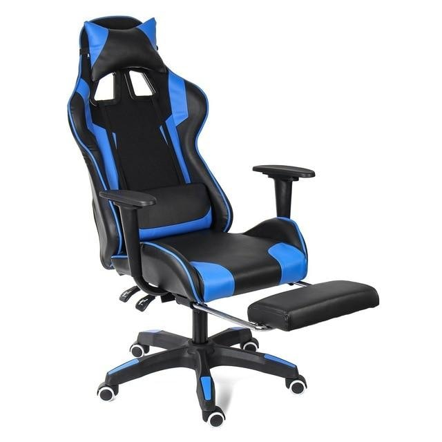 Gaming Office Chair Gaming Chair Black & red - 2