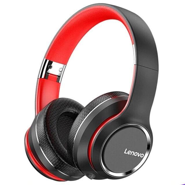 Lenovo HD200 Wireless Headphones Bluetooth 5.0 Red - 1
