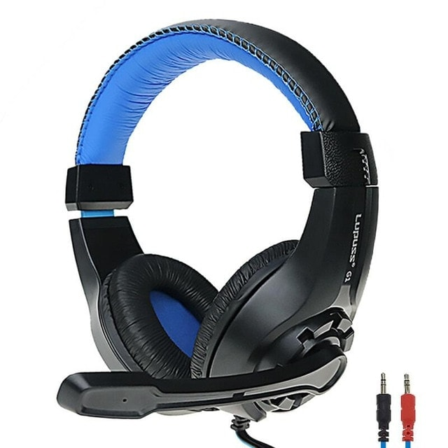 Stereo Gaming Headset  Blue - 1