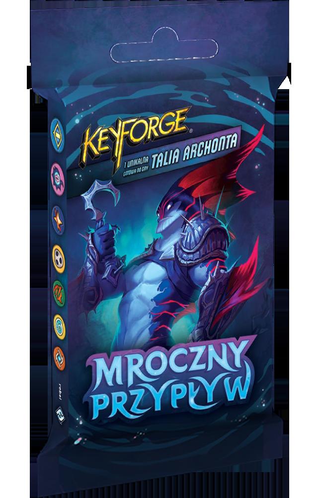 KeyForge: Mroczny Przypływ - Talia Archonta - 1