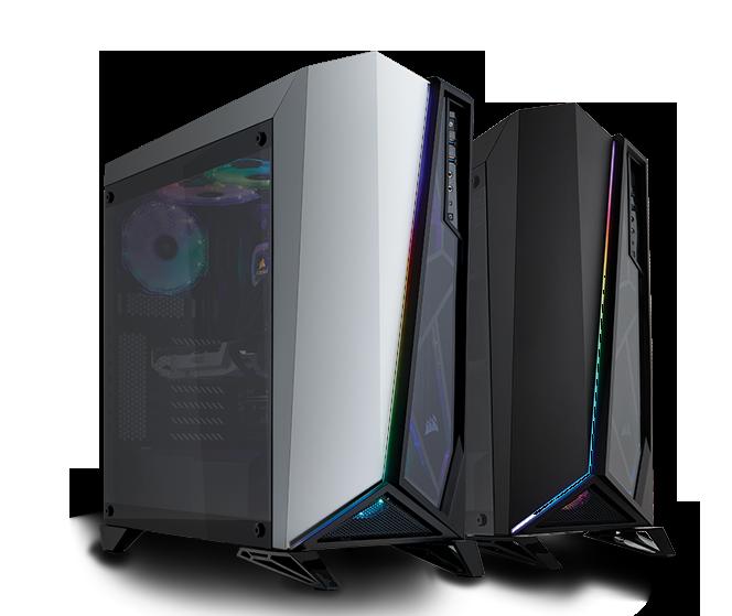 CORSAIR OMEGA RGB I7-9700K Z390 GAMING X 32GB HD4TB+SSD240GB W10H - 1