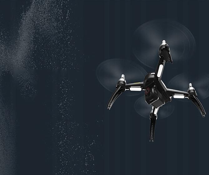 MJX B5W GPS 5G Wifi Upgraded RC Drone - 4K Camera - 8