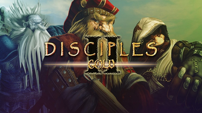 Disciples 2 GOLD GOG.COM Key GLOBAL - 1