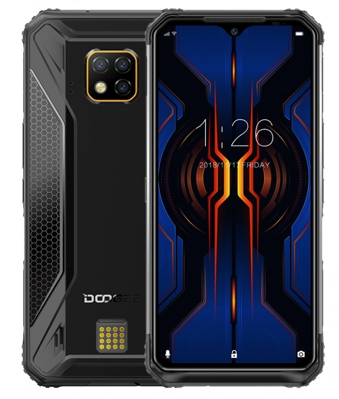 DOOGEE S95 Pro Black 128 GB 8 GB - 1