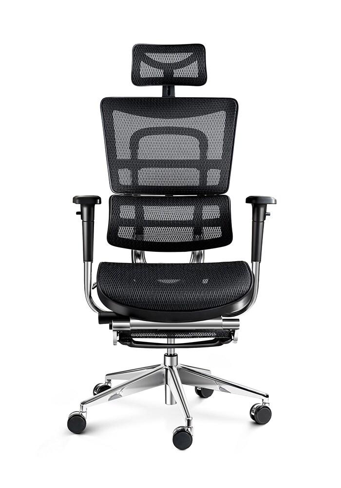 DIABLO V-MASTER Gaming Chair Black - 1