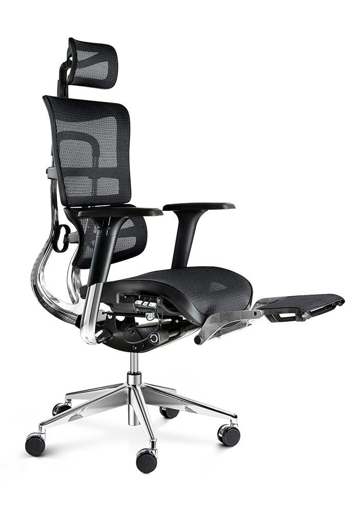 DIABLO V-MASTER Gaming Chair Black - 2