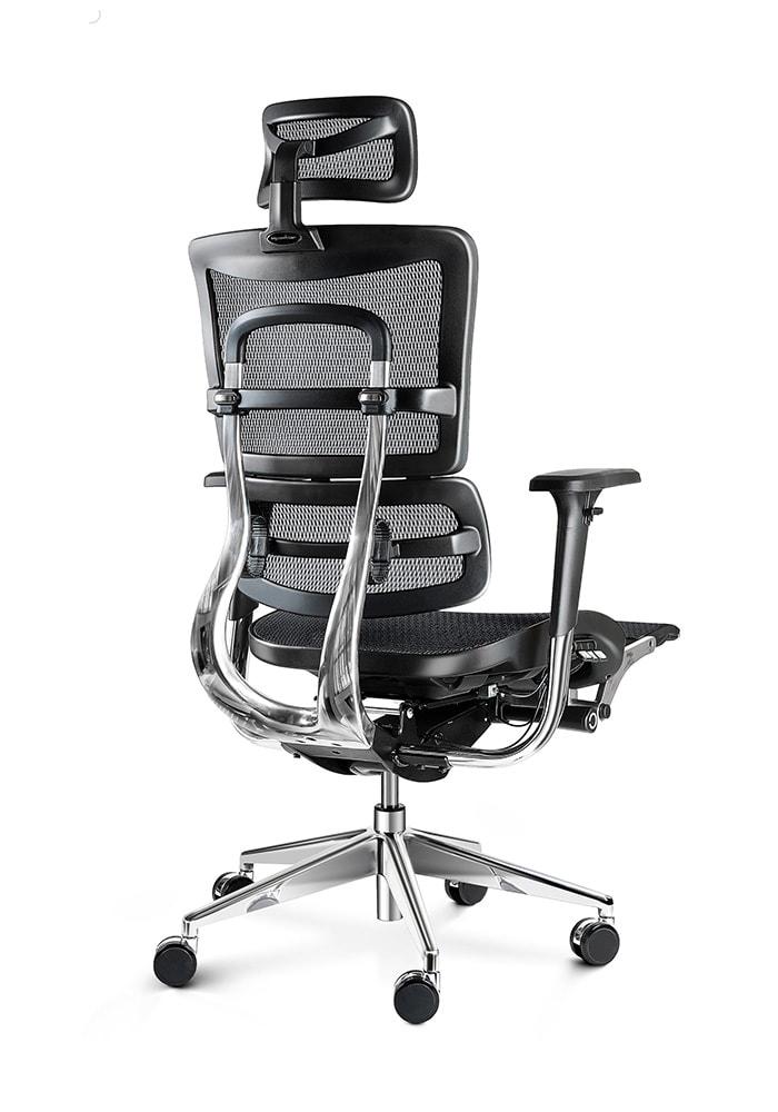 DIABLO V-MASTER Gaming Chair Black - 4