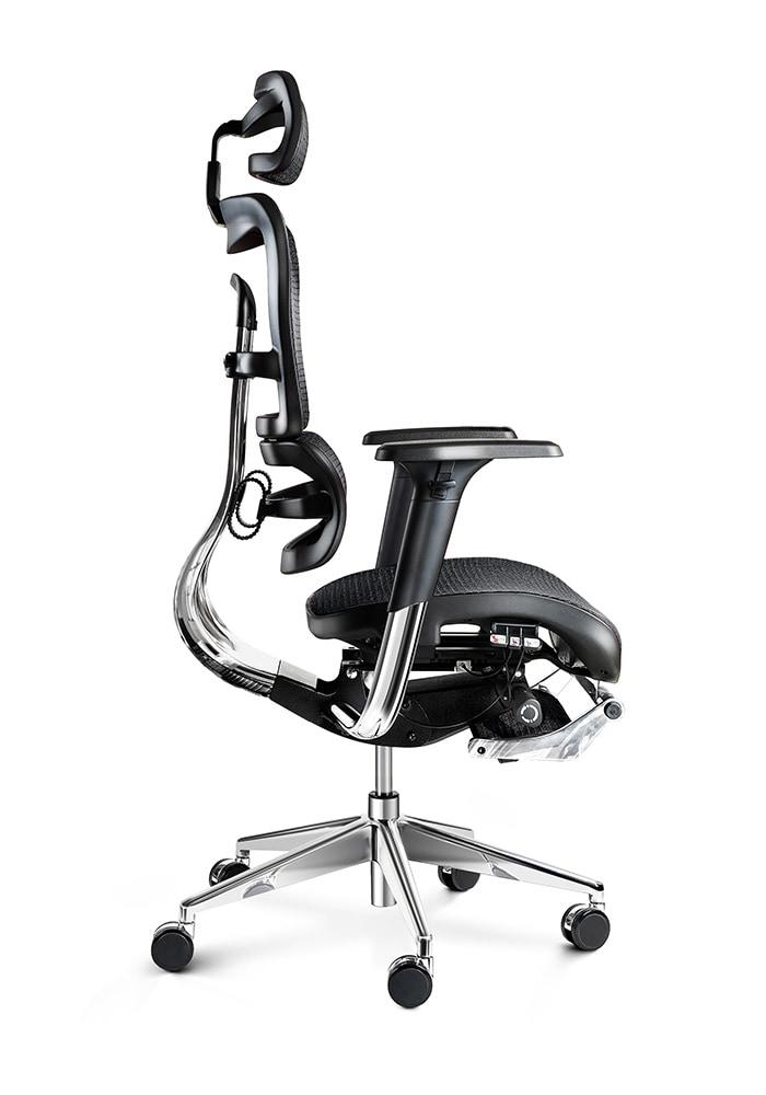 DIABLO V-MASTER Gaming Chair Black - 5