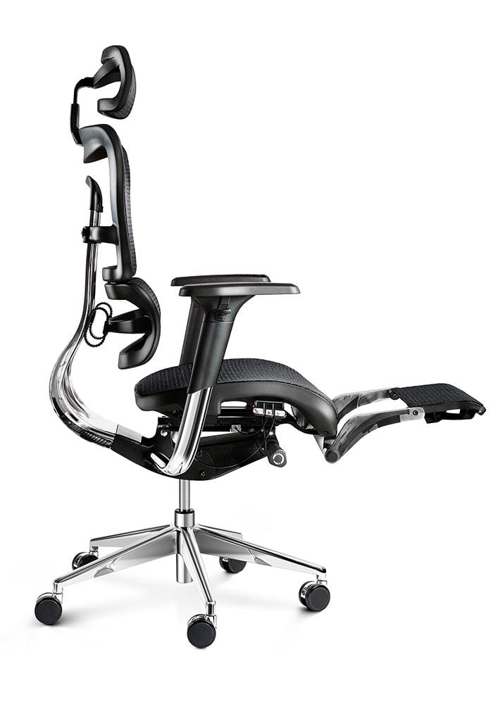 DIABLO V-MASTER Gaming Chair Black - 6