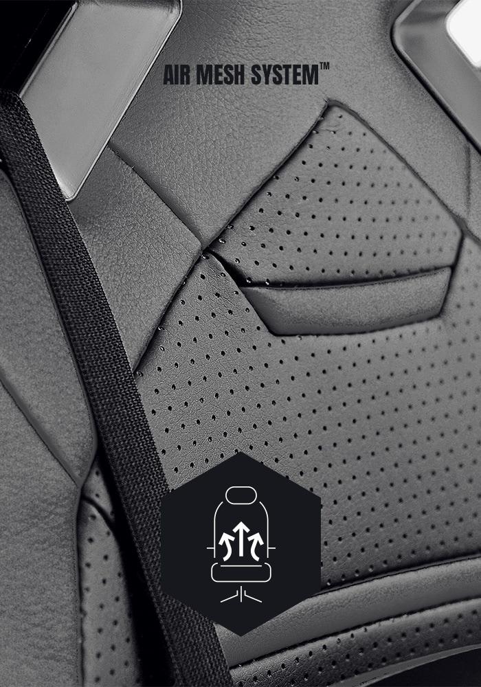 DIABLO X-FIGHTER Gaming Chair Black & black - 3