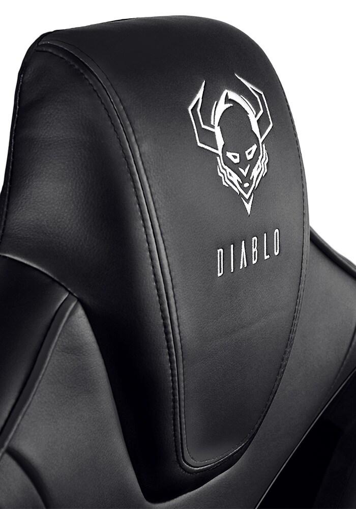 DIABLO X-FIGHTER Gaming Chair Black & black - 6