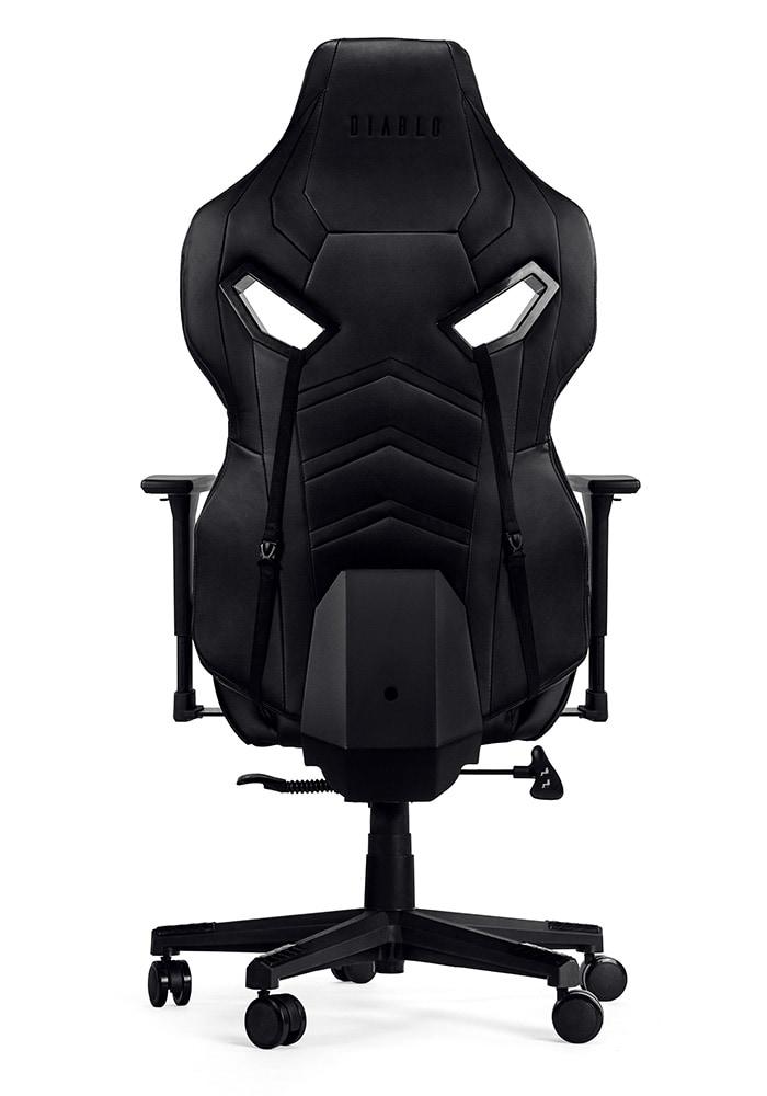 DIABLO X-FIGHTER Gaming Chair Black & black - 7