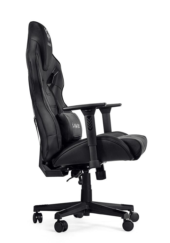 DIABLO X-FIGHTER Gaming Chair Black & black - 9