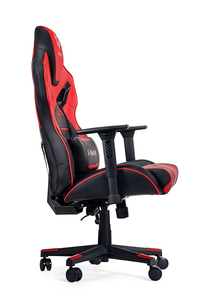 DIABLO X-FIGHTER Gaming Chair Black & red - 8