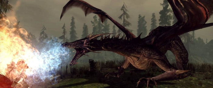 Amazing Games that Let You Play as a Dragon