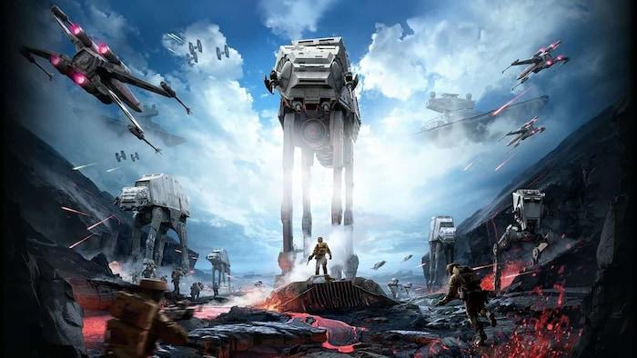 10 Games like Star Wars Battlefront 1 & 2
