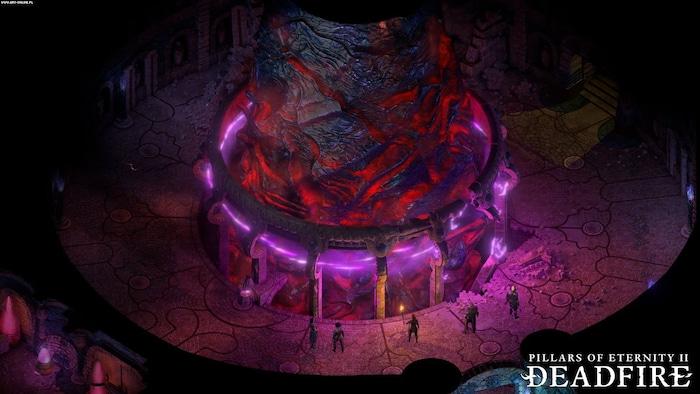 10. Pillars of Eternity 2: Dead Fire