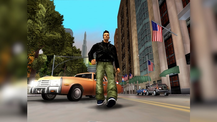 2001: Grand Theft Auto III