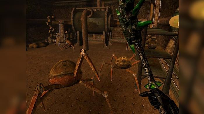 2002: The Elder Scrolls III: Morrowind