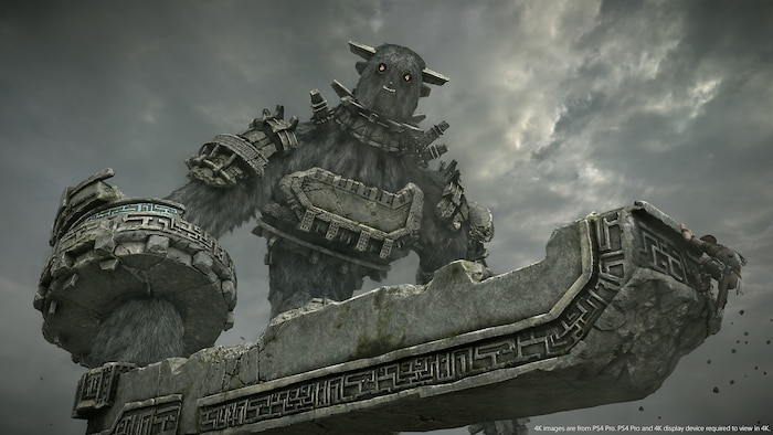 2005: Shadow of the Colossus