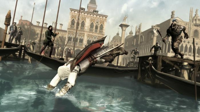 2009: Assassin's Creed II
