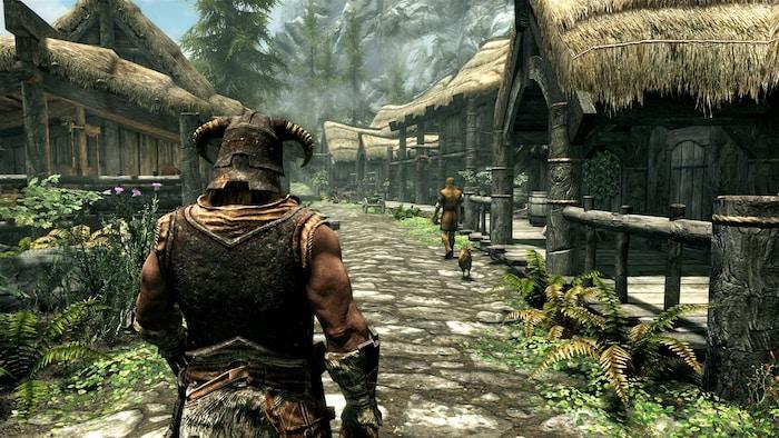 2011: The Elder Scrolls V: Skyrim