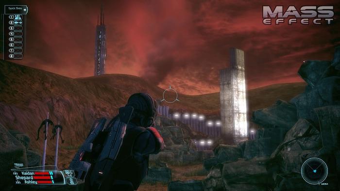 2012: Mass Effect 3