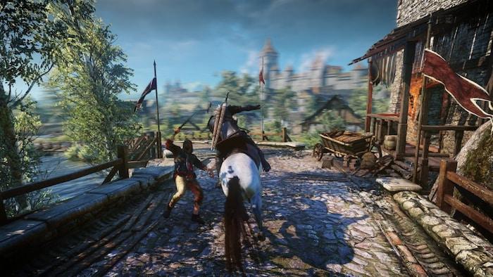 2015: The Witcher III: Wild Hunt
