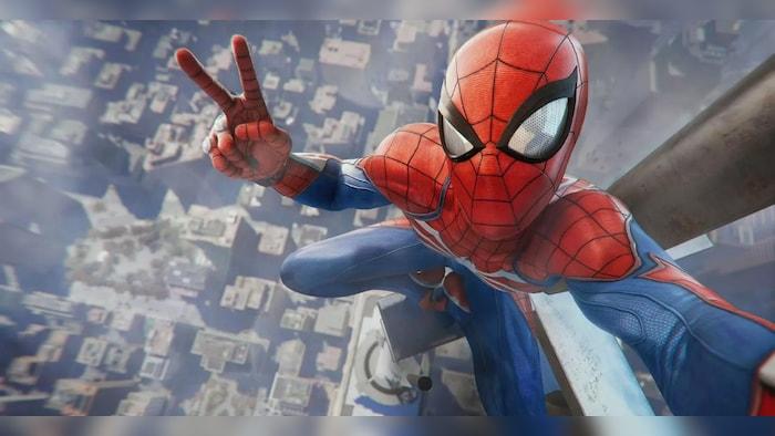 7. Spider-Man (2018)